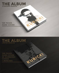 My personal album's project by kubicki