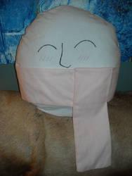 Russia Mochi Pillow by vivthehedgehog