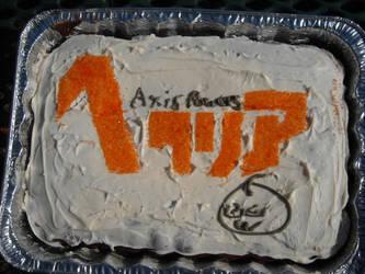 Hetalia Cake -Hetalia Day'12- by vivthehedgehog
