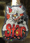 Star Galaxy Badge by vivthehedgehog