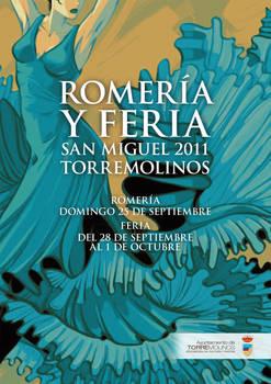 Torremolinos 2011 Feria poster