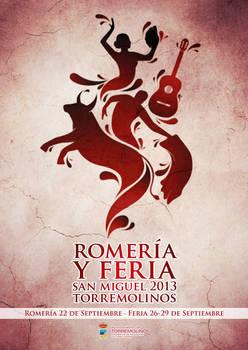 Torremolinos 2013 Feria poster