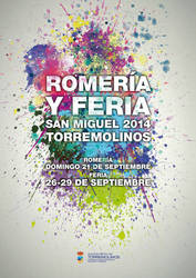 Torremolinos 2014 Feria poster