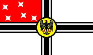 Kaiserreich - Mittelafrika Flag