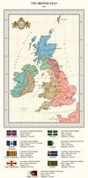 The British Isles, Alternate 1922