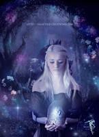 Khaleesi Magic by WalkyrieC