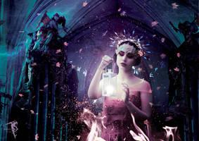 The Witch Prayer by WalkyrieC