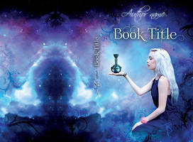Premade book cover  - Jouvence by WalkyrieC