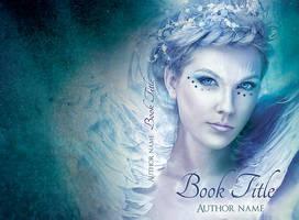 Snow Queen - Premade Book cover by WalkyrieC