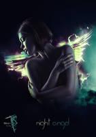 Night Angel by WalkyrieC