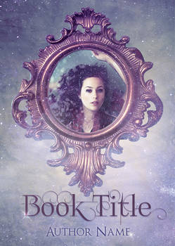 Fairy Mermaid / Premade book cover available