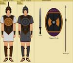 The Elixian Hispastios by norcourt