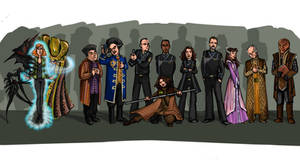 babylon 5 by kissyushka