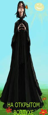 different portrait of Snape11
