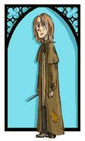 Remus  Lupin by kissyushka