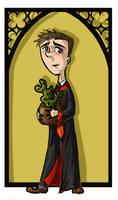 Neville Longbottom by kissyushka