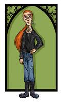 Bill Weasley by kissyushka