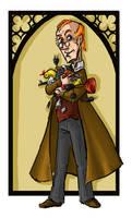 Arthur Weasley by kissyushka