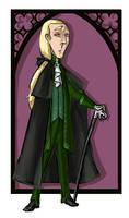 Lucius Malfoy by kissyushka