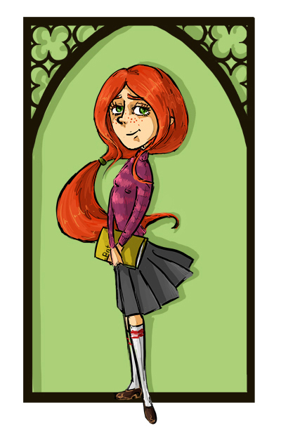 Lily Evans by kissyushka