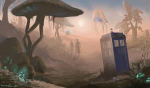 Doctor in Morrowind