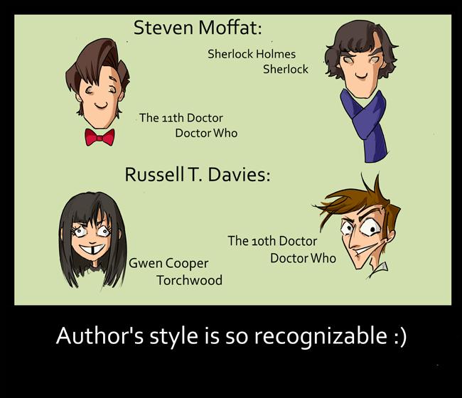 author s style
