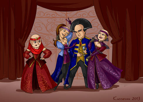 Londo and his wives