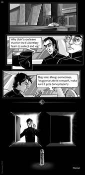 Harry Potter and Equilibrium Crossover 03