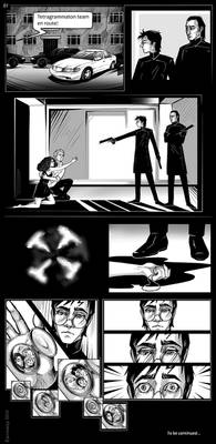 Harry Potter and Equilibrium Crossover 01