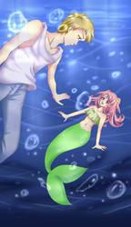 see you underwater.. by katoru92