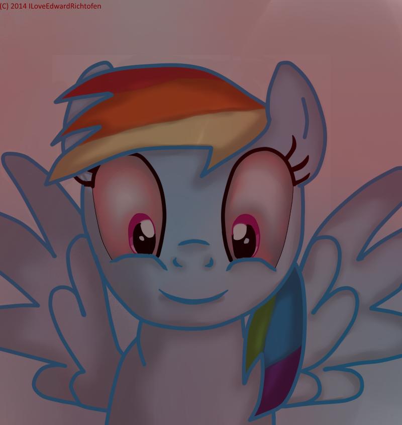 Rainbow Dash INsAnITY by ILoveEdwardRichtofen