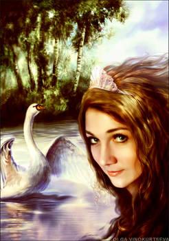 Princess - swan