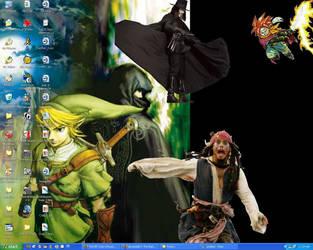 um...my desktop? by Hiro0015