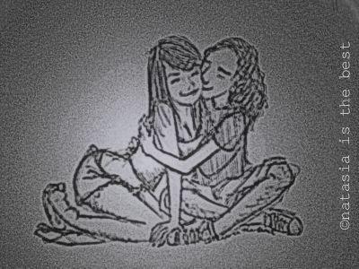 hug by natasian