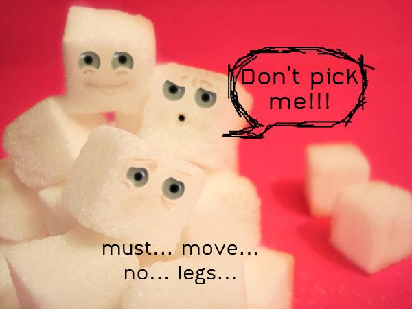 sugar cube woes by natasian