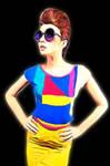 Mod Girl by natasian