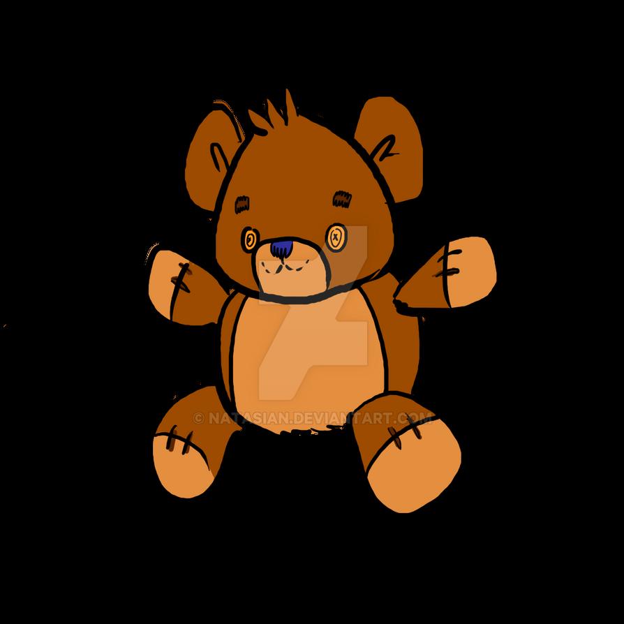 Teddy bear by natasian