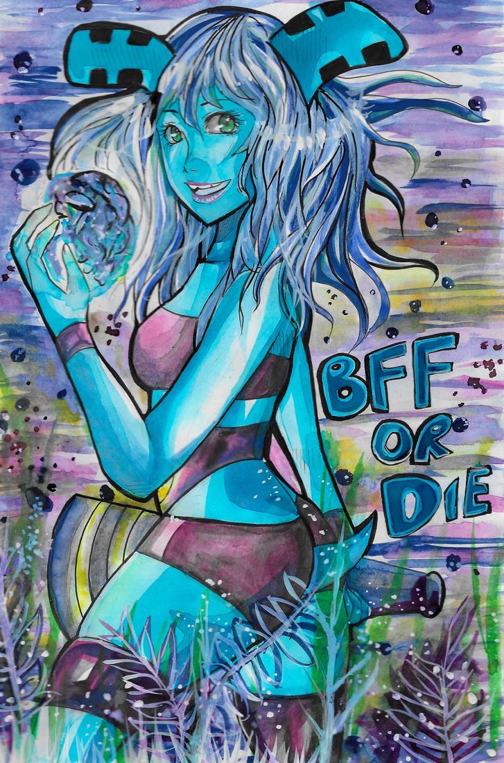 BFF Or Die by CuSith107