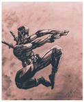 Deadpool?2 Inked