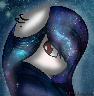 Galaxy - oc by KittyMusic123