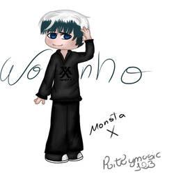Wonho - Monsta X
