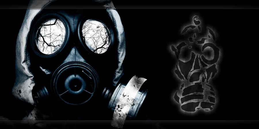 Gas Mask Wallpaper By Mr Niikolaus On Deviantart