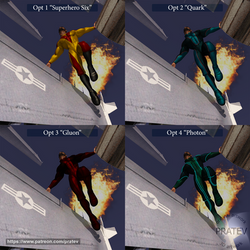 VL1A04 New Supervillain Costume Ideas