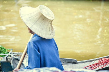 floating market by Rusty2210