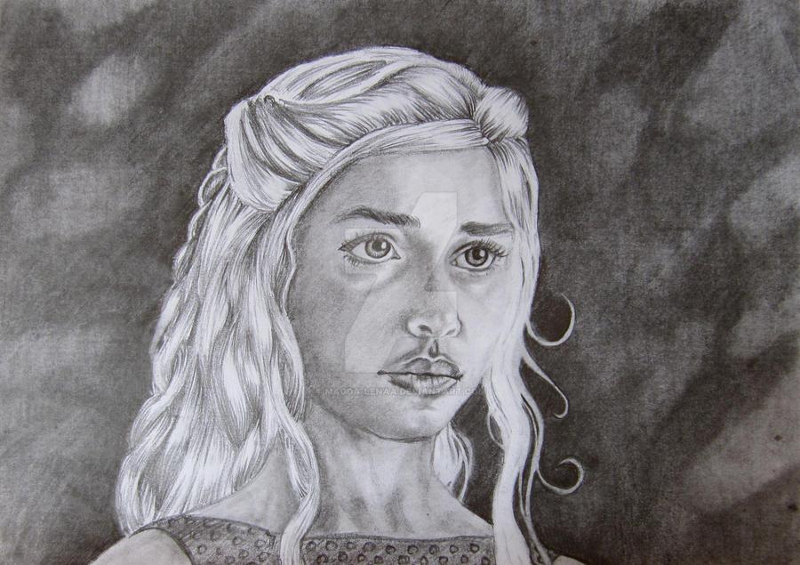 I am not a queen, I am a Khaleesi by MagDa-LeNaa