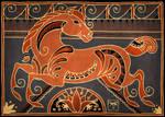 Psanky Horse
