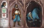 Sybal Heim Character: Tiago