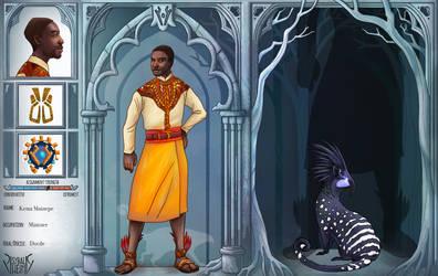 SH: Kema Muinepe by Starhorse
