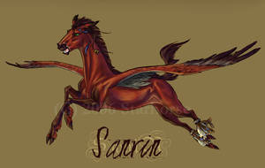 Sanrin's leap by Starhorse