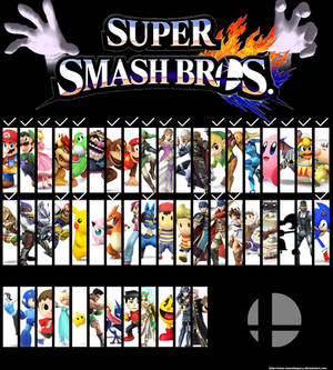 Super Smash Bros for Wii U and 3ds 9th Update